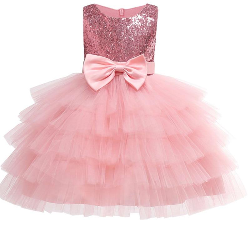 Fiore principessa festa em traje ragazza vestido por bambini vesti ragazza estate por bambini tutu
