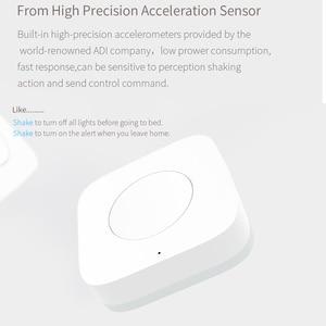 Image 3 - Aqara Smart Wireless Switch Remote Control Aqara Switch One Key Control ZigBee Intelligent Application For Xiaomi home mijia App