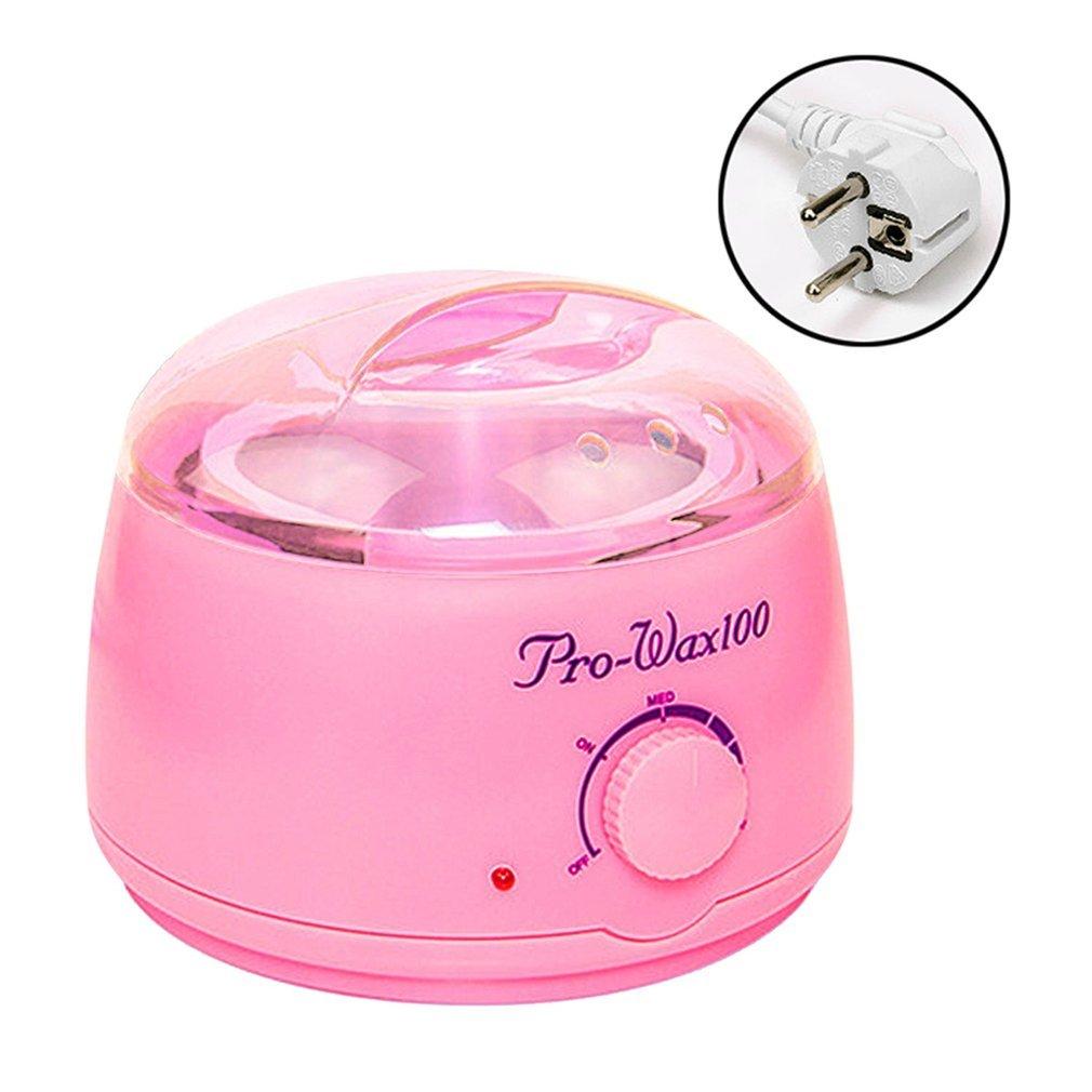 1pc Hair Removal Wax Heater Warmer Hand Epilator Feet Paraffin Wax Machine Paraffine Wax Hotter Pot Warmer Spa Manicure 500ml