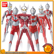 100% Original BANDAI SPIRITS Tamashii Nations S.H.Figuarts / SHF Action Figure   Ultraman Zoffy Ultra Seven  Jack Taro Ace