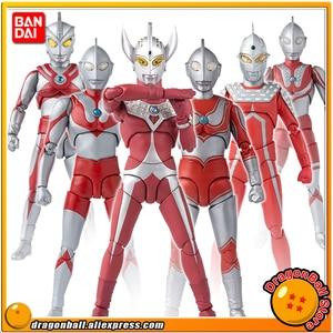 Image 1 - 100% Original BANDAI SPIRITS Tamashii Nations S.H.Figuarts / SHF Action Figure   Ultraman Zoffy Ultra Seven  Jack Taro Ace