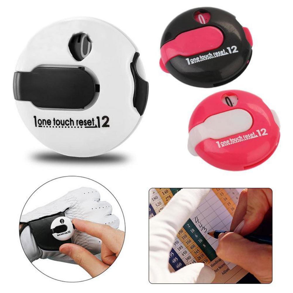 Mini Golf Stroke Counter Scorekeeper Scoring Tool Score Counter Golf Score Stroke Counter Accessories Golf Score Accessories