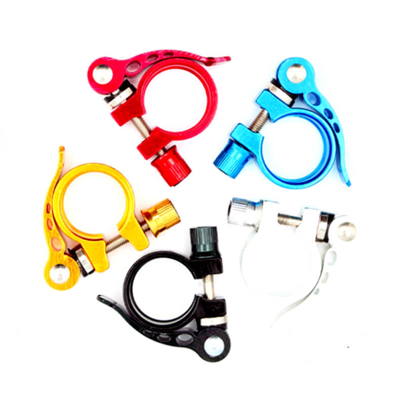 BREEZEY 1PCS 25.4//28.6//31.8//34.9mm Classic Steel Vintage Clamp On Top Tube Brake Cable
