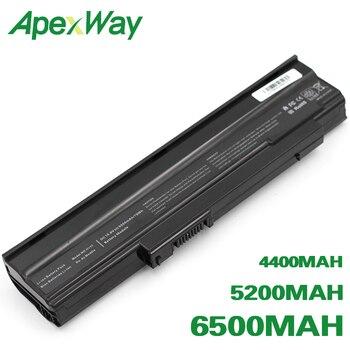 Apexway-batería para ordenador portátil Acer Extensa 5235, 5635, 5635G, 5635Z, 5635ZG, E528,...