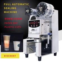 Машина для запечатывания напитков 90/95 мм машина молока соевого
