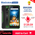 Blackview BV6300 Смартфон Android 10,0 Octa Core, 3 Гб оперативной памяти, 32 Гб встроенной памяти, IP68 Водонепроницаемый прочный 13MP Quad Камера 4380 мА/ч, мобильный ...