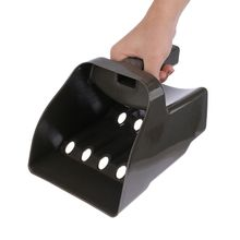 Sand Scoop for Metal Detecting Treasure Hunting Sifter Beach Shovel Gold Mining Y98E