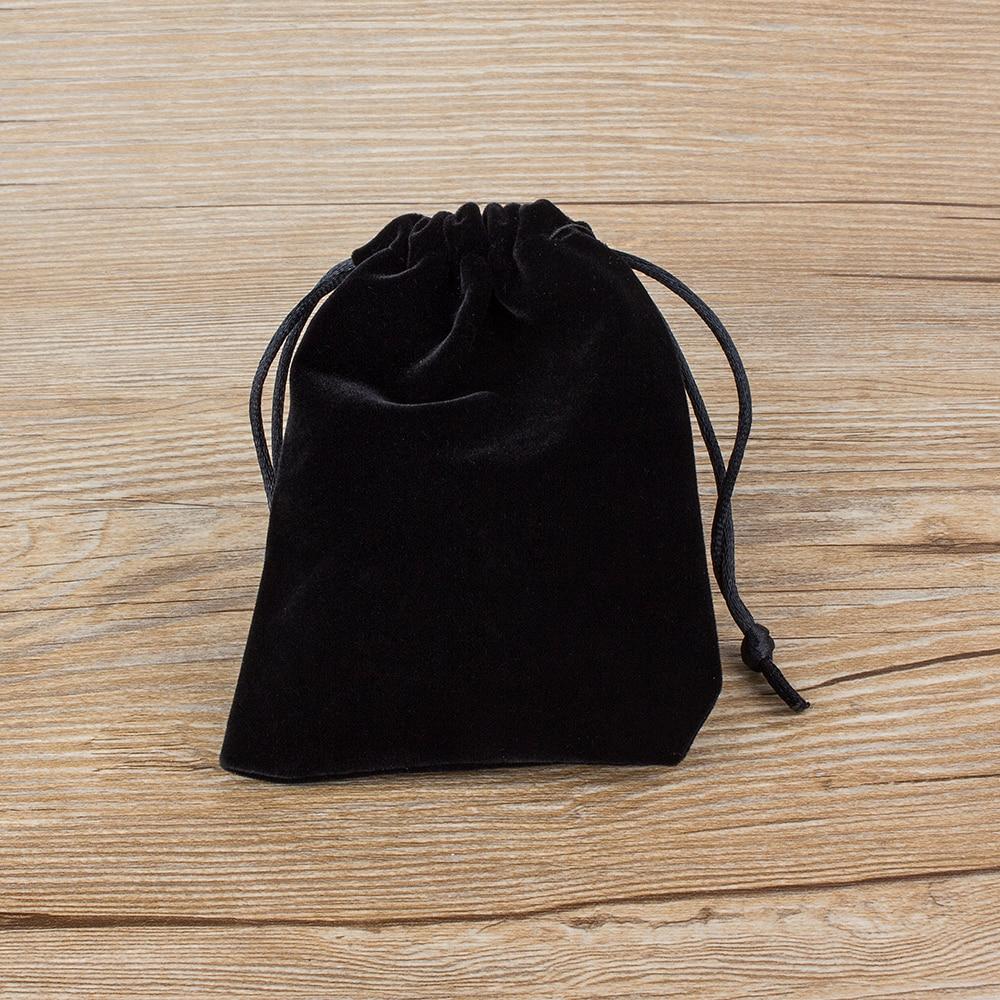 High Quality Velvet Bag For Packaging Bracelet Jewelry