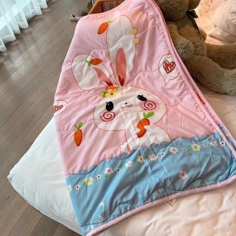 Neue Cartoon Auto Quilts Sommer Dünne klimatisierten Tröster Bettdecken Weichen Kleinkind Kinder Baby Decke Kinder Infant Bett Verbreiten