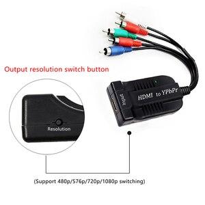 Image 5 - HDMI Để Máy RGB Component (YPbPr) + R/L Audio Chuyển Đổi HD PS3