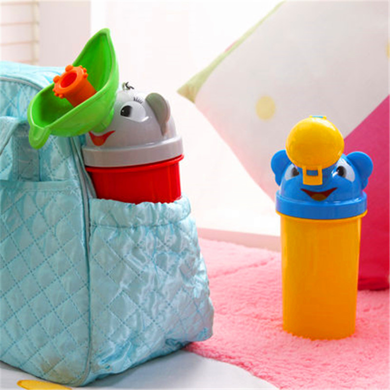 Portable Children Urinal Baby Urinal Urine Chamber Pot Urinal To Urine Bottles Chamber Pot