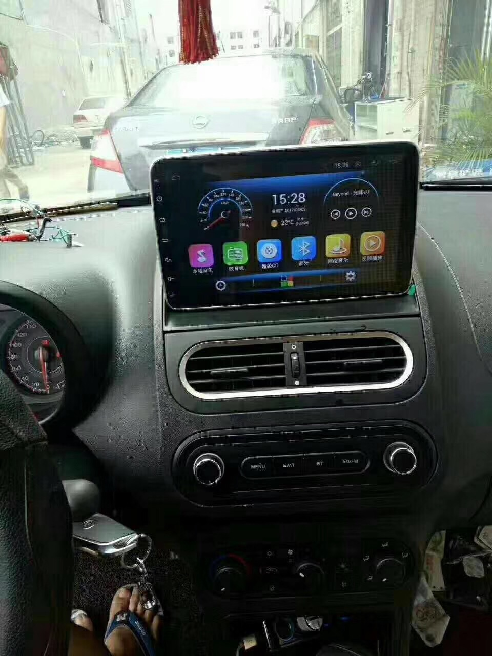 Chogath 10inch Android 8.0 Quad Core Car Multimedia Player Android 8.0 Car Radio Gps Navigation For MG3