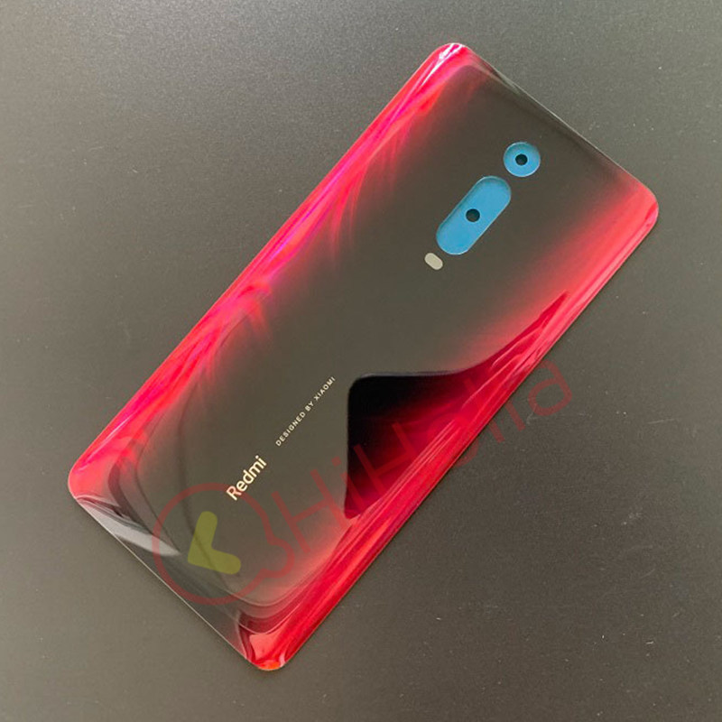 NEW For Xiaomi Redmi K20 Pro Back Battery Cover Mi 9T Pro Rear Glass Door Housing Case For RedMi K20 Pro Battery Cover Replace