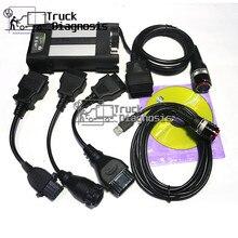 88894000 VOCOM II Heavy Duty Truck Diagnostic Tool for volvo Vocom2 VOCOM 2