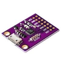 CP2112 плата отладки USB к I2C Связь модуль  CCS811 плата отладки