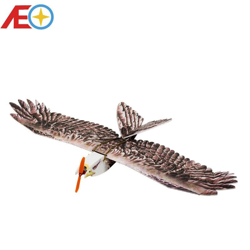 2019 nouveau RC avion EPP modèle avion aigle II RC envergure 1430mm aigle EPP lent Flyer rc avion rc avion