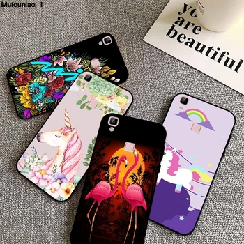 Unicorn 3 Soft TPU Case Cover For Vivo IQOO S1 Y7S Z5 V17 NEO Z1X Y19 U3 Y5S image