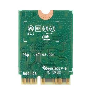 Image 3 - Dual Band 1.73Gbps Wireless For Intel AC 9560 9560NGW NGFF Key E Wifi Card 9560AC 8020.11ac Bluetooth 5.0 Laptop for Windows 10