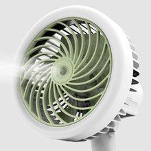 FP18 2 в 1 увлажнитель Настольный usb-вентилятор электрический настольный вентилятор охлаждающий вентилятор кулер пластиковый кондиционер вентилятор кондиционер Прямая поставка
