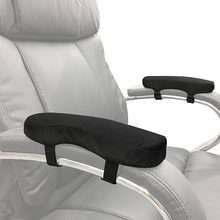 Armrest-Pads-Covers Chairs Office for Comfy 1pcs Pillow Foam-Elbow Relief Forearm-Pressure