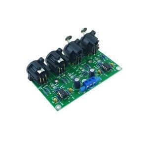 Image 5 - Mshow DIY zrównoważony przedwzmacniacz płyty niezbalansowany do zbalansowanego RCA do XLR do przedwzmacniacza HIFI AUDIO darmowa wysyłka