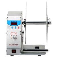 Automatic Label Rewinder Electric Barcode Rewinding Machine Width 115MM