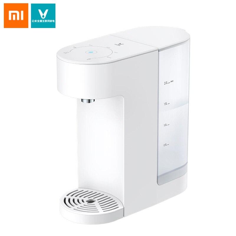 Xiaomi Viomi Mijn-2 2050 W/2l 1 Secundário 5-velocidade Temperatura Da Água Dispensador De Água De Aquecimento Instantâneo rápido de Aquecimento Da Caldeira de Água