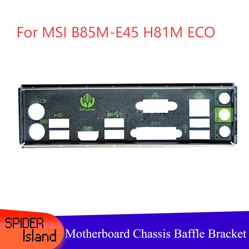 I//O Shield For MSI Z97 GAMING 5 Motherboard Backplate IO