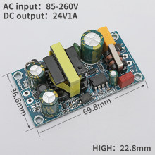 AC 220 V to 24V high power switch template regulated power supply 500W 300W 250W 10W