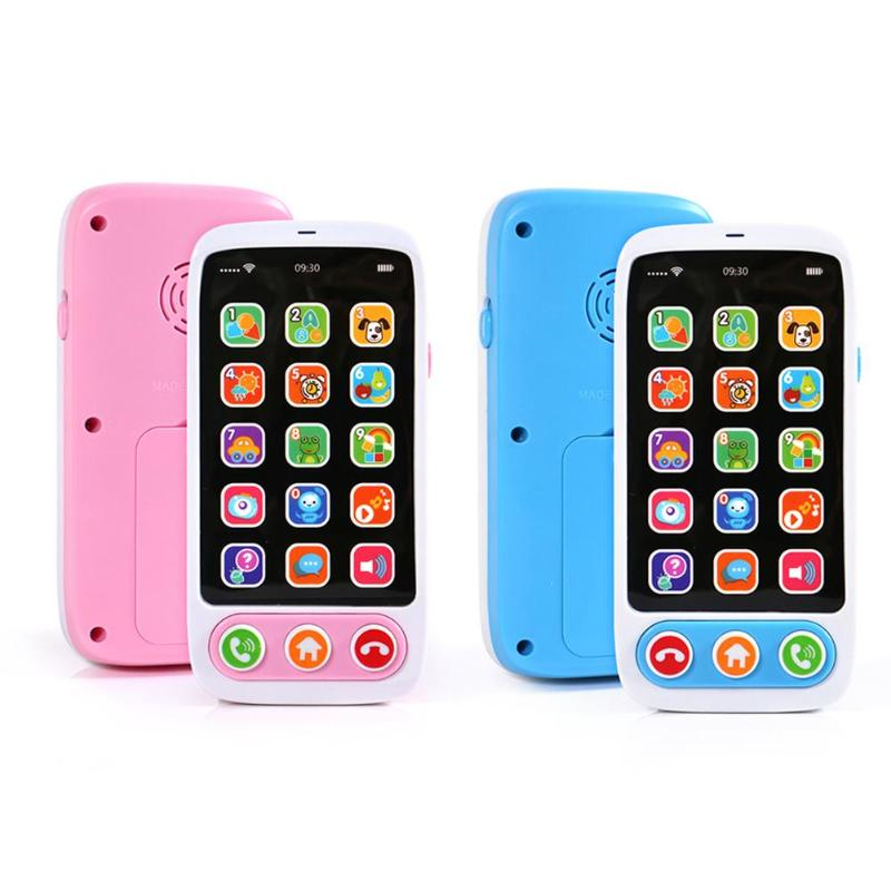 Aprendizaje educativo juguete bebe nino Telefono Movil iPhone Tablet de regal...