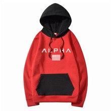 2020 Hot New Autum Design  Mens Hoodies Cotton Funny Print Hoodie Man Fashion Casual Sweatshirt Hip Hop Winter Hoody