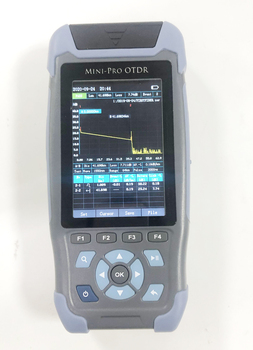980REV mini pro OTDR Reflectometer 9 functions in 1 device