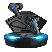 Gorąca sprzedaż słuchawki K55 bezprzewodowe 5.0 słuchawki Stereo TWS oryginalne sportowe wodoodporne gry z mikrofonem