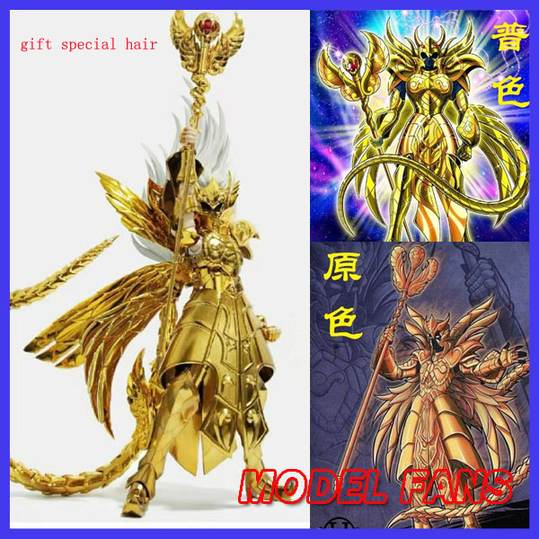 MODEL FANS Pre-sale JMODEL Saint Seiya The 13th Gold Saint Odysseus Metal Armor Myth Cloth EX Action Figure
