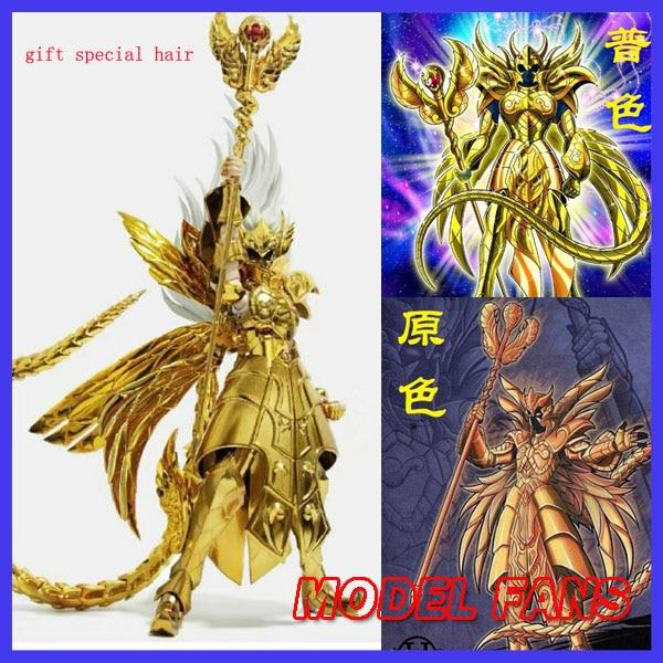 MODEL FANS pre-sale JMODEL Saint Seiya the 13th gold saint Odysseus metal armor Myth Cloth EX Action Figure