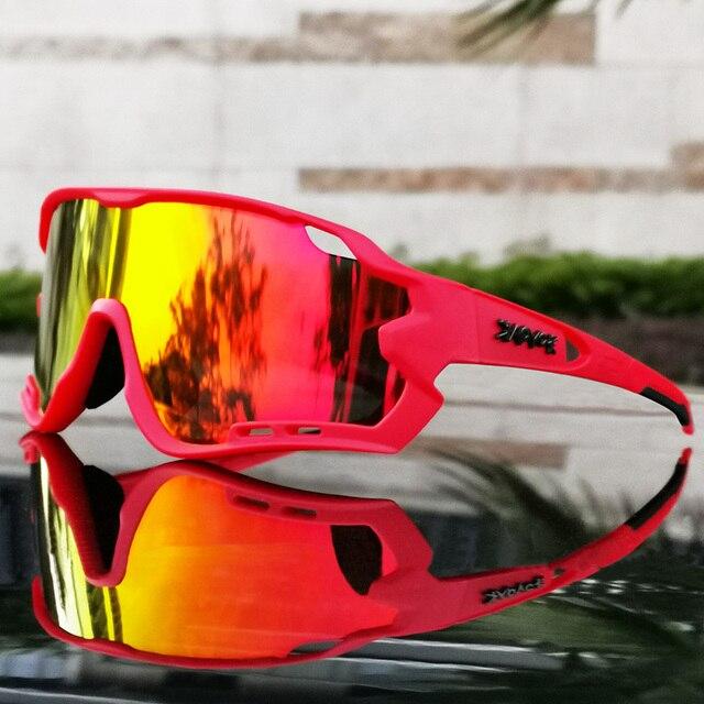 Nova dseign1 lente uv400 ciclismo óculos mtb bicicleta de estrada ciclismo óculos de sol das mulheres dos homens tr90 esportes ao ar livre 4