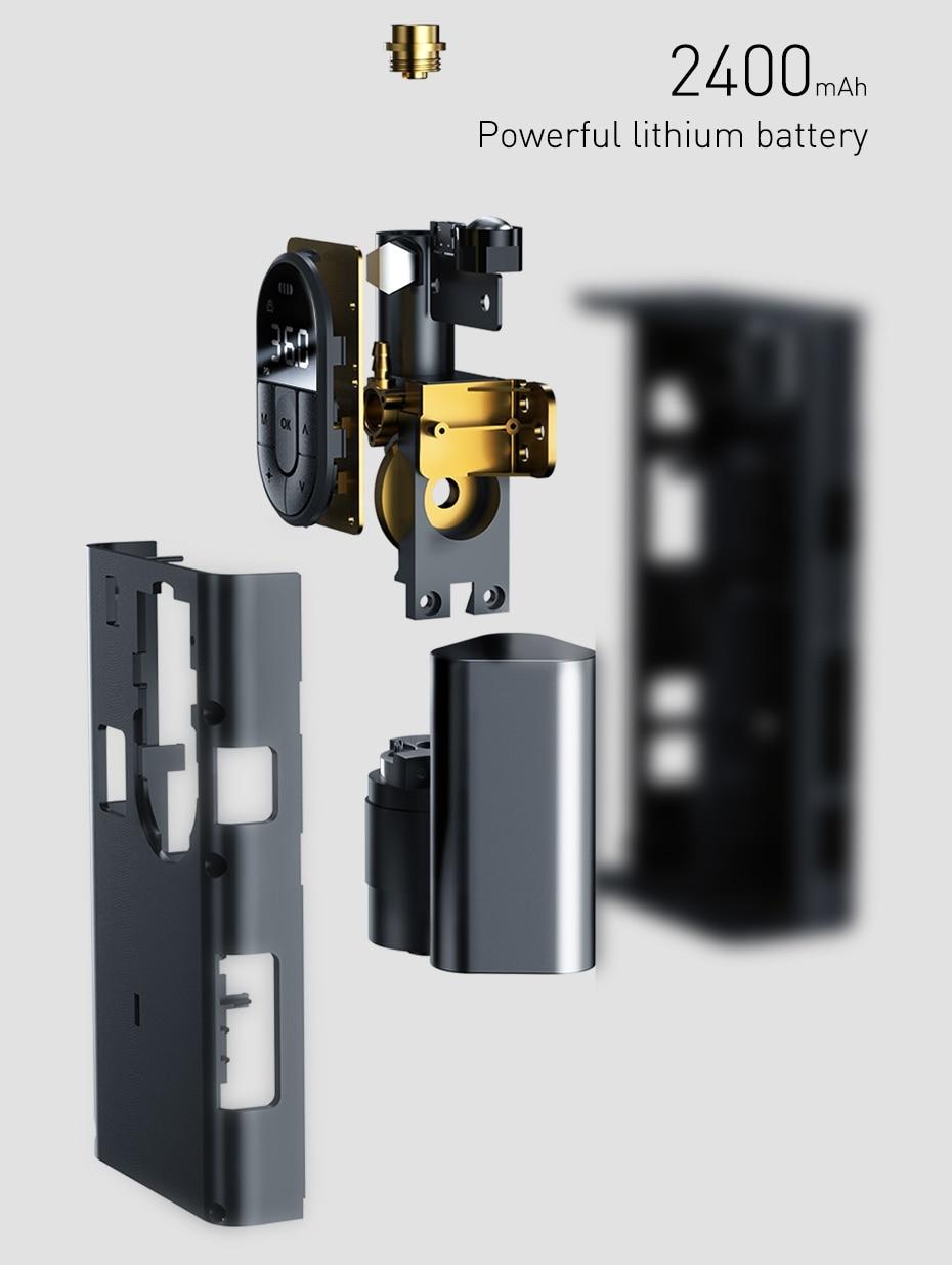 BASEUS Energy Source Inflator Pump 5