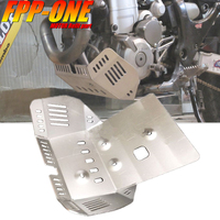 FOR SUZUKI DR Z400S DR Z400E DR Z400SM 2000 2020 Motorcycle Accessories Stainless Steel Engine Bottom Guard