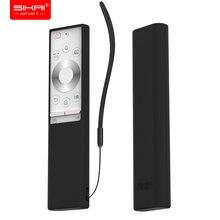 Capas para controle remoto, para samsung qled tv smart bluetooth BN59-01270A BN59-01265A BN59-01291A anti-derrapagem à prova de choque