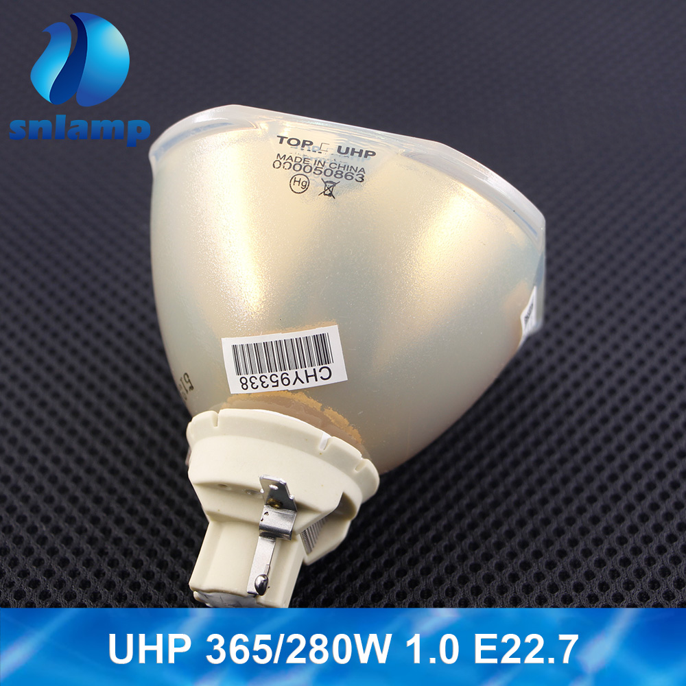 GENUINE PHILIPS P22 100//120W UHP BARE LAMP BULB FOR SONY DLP TV KDS-50A3000
