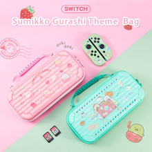 Sumikko Gurashi For Nintend Switch Storage Bag Ns Protective Bag Hard Shell Game Machine Portable Case Cover Box Ns Accessories