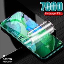 Гидрогелевая пленка на P9 P8 P10 Lite 2017, защитная пленка, стекло для Huawei P20 Lite, защита экрана телефона, Передняя пленка