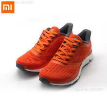 Xiaomi Light Smart Sneaker Amazfit Antelope Outdoor Sports Shoes Goodyear Rubber Support Smart Chip Better Than Xiaomi Mijia 2
