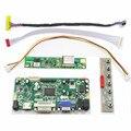 Latumab Новый ЖК LED LVDS контроллер плата драйвер комплект для LP141WX1 (TL) (A2) HDMI + DVI + VGA Бесплатная доставка