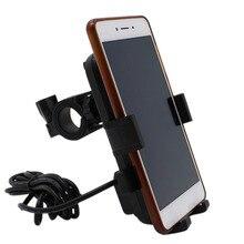 Зарядное usb-устройство для мотоцикла Водонепроницаемый мото USB зарядное устройство мотоцикл телефон зарядное устройство аксессуары для KTM и BMW Yamaha Harley Honda Kawasaki