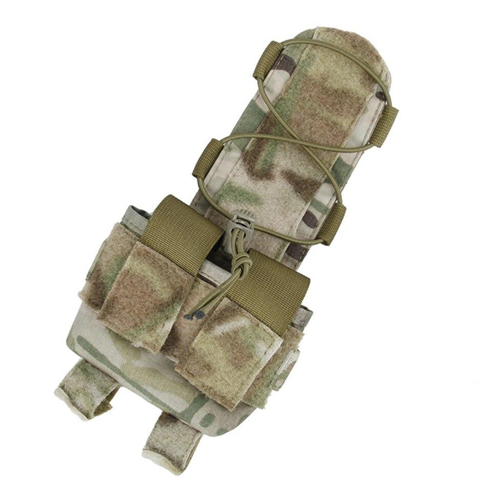 Tmc tático mk2 capacete caso da bateria
