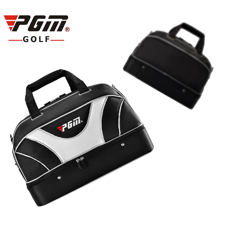 PGM Golf Clothes Bag Golf Bag Outdoor Wear-resisting Travel Golf Shoes Bags Multi-Function Super Capacity Sport Handbags D0056