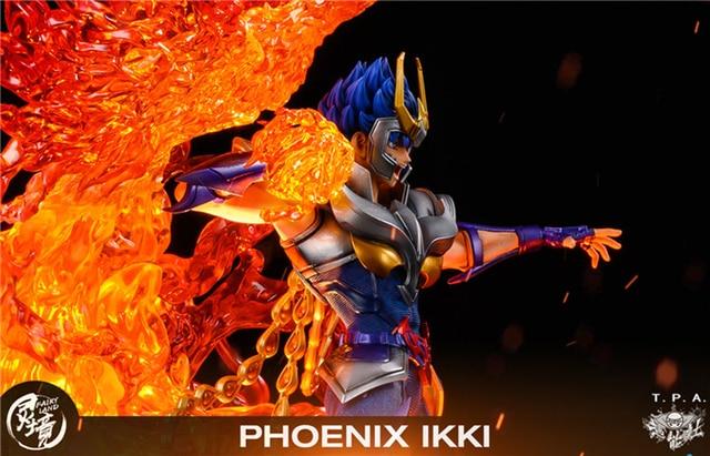 Spirit Realm TPA Wu Xiaoqiang First Shot Phoenix Ikki Figure 5
