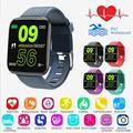Спортивные Смарт-часы D13 с пульсометром, фитнес-трекером, мужские водонепроницаемые Смарт-часы с тонометром Ip67 для Android и IOS
