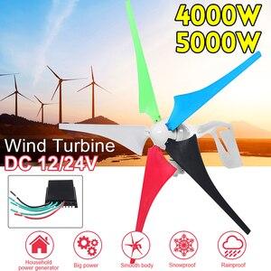 4000W 5000W Wind Turbine/Gener